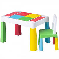 Столик и стульчик Tega Baby MultiFun