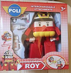 """Робокар Поли  """"Рой"""" трансформер   игрушка"""
