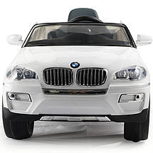 Купить детский электромобиль BMW X6, дитячий електромобіль бмв, електромобиль JJ 258, фото 3