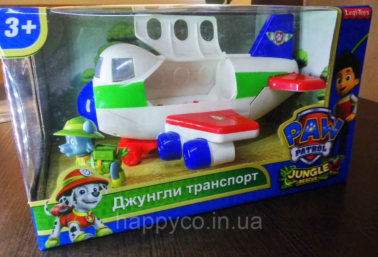 Самолет детский из серии «Джунгли»