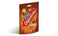 Хрустящие шарики McVities Digestives nibbles Caramel