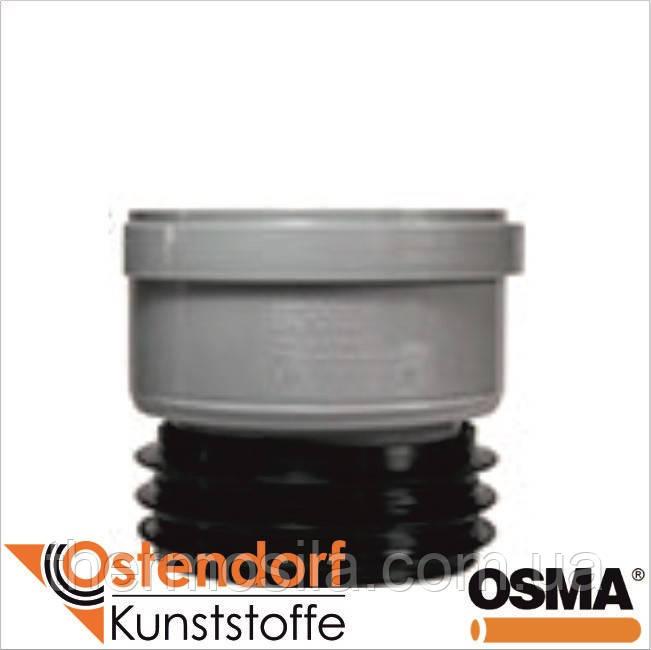 Редукция внутренняя 110/110  (HTRi внутр), Ostendorf-OSMA