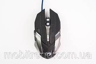 Новая мышь мышка игровая Marvo M314 USB проводная с подсветкой