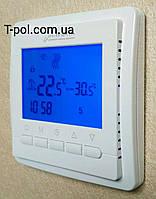 Терморегулятор программируемый in-therm tc40s (BHT-306) для теплого пола