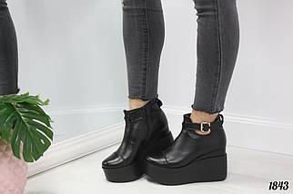 Ботинки кожаные, фото 3
