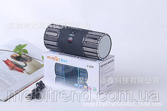 Портативная Bluetooth колонка Music Box C-85B светомузыка