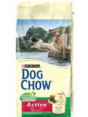 Корм для взрослых активных собак с курицей 2.5кг