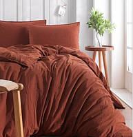 Постельное белье SoundSleep Stonewash коричневый