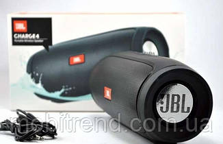 Беспроводная Bluetooth колонка JBL Charge 4 Super BASS copy качество