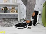 Кроссовки 36 размеры с шипами на массивной подошве К875, фото 5