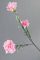 Гвоздика 55 см  Цветы искусственные