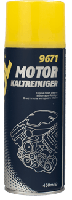 Чистка моторного отсека Mannol Motor Kaltreiniger 0.450L