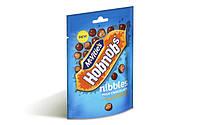 Хрустящие шарики McVities Hobnobs nibbles Milk Chocolate