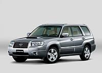 Защита двигателя Субару Форестер (1998-2008) Subaru Forester