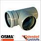 Тройник 87* d 110/110 (HTEA внутр), Ostendorf-OSMA, опт и розница, фото 4
