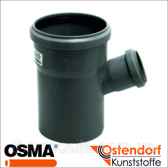 Тройник 87* d 110/50 (HTEA внутр), Ostendorf-OSMA, опт и розница