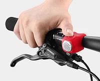 Звонок электрический для велосипеда Rockbros красный