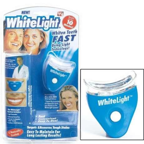 Для отбеливания зубов Whitе light -  домашнее отбеливание