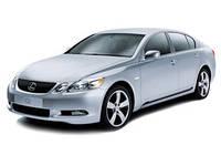 Стекло лобовое, заднее, боковые для Lexus GS300/430/450/460 (Седан) (2005-2012)