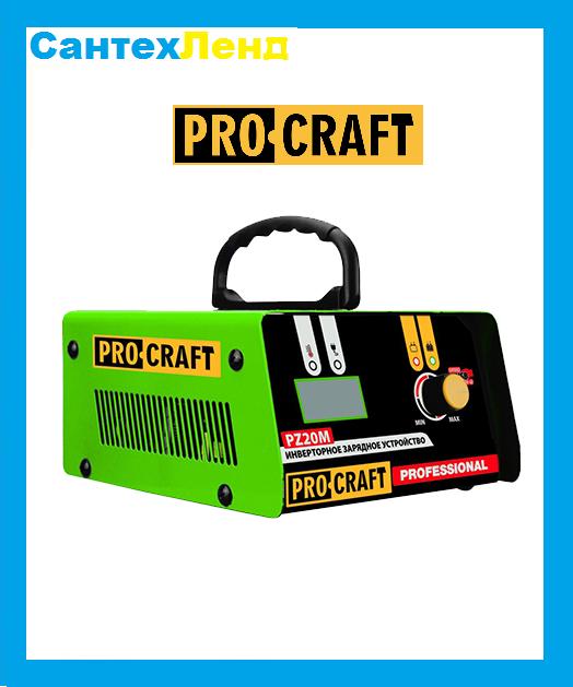 Инверторное зарядное устройство Procraft PZ10M