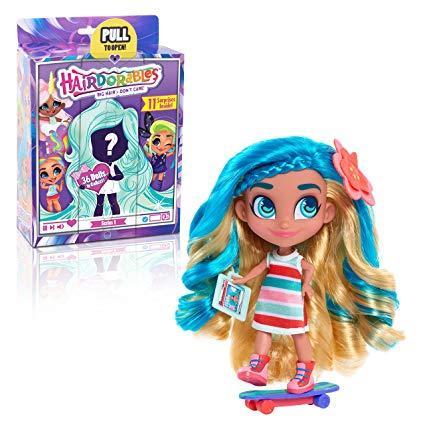 Кукла Hairdorables / Хэрдораблс с аксессуарами!