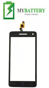 Дисплей (LCD) Explay Fresh с сенсором черный