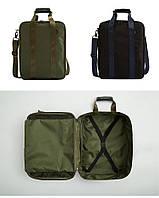 Сумка чемодан для ручной клади для лоукостеров Wizz Air 40*30*20 cм оксфорд Travel хаки 02021/02