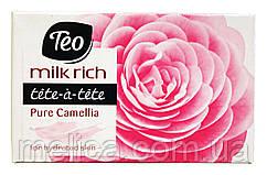 Мыло Tete-a-tete Milk rich Pure Camelia - 100 г.
