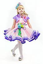 Весна в розовом цвете (100-110 р). Карнавальный костюм для девочки напрокат