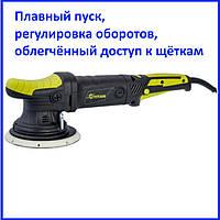 ☑️ Эксцентриковая полировальная машина Titan TDA21-2