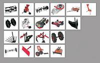 Пасивне навісне обладнання для культиваторів Szentkiraly DRAGON 55H (Honda), Quantum 60 (Briggs )