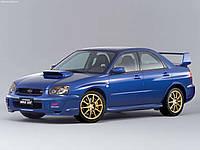 Защита двигателя Субару Импреза (2001-2006) Subaru Impreza