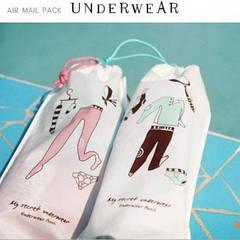 Пара пакетов для пляжных вещиц