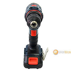Акумуляторна дриль-шуруповерт Сталь Ш 1215 БЛ, фото 3