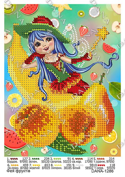 Фея фруктів