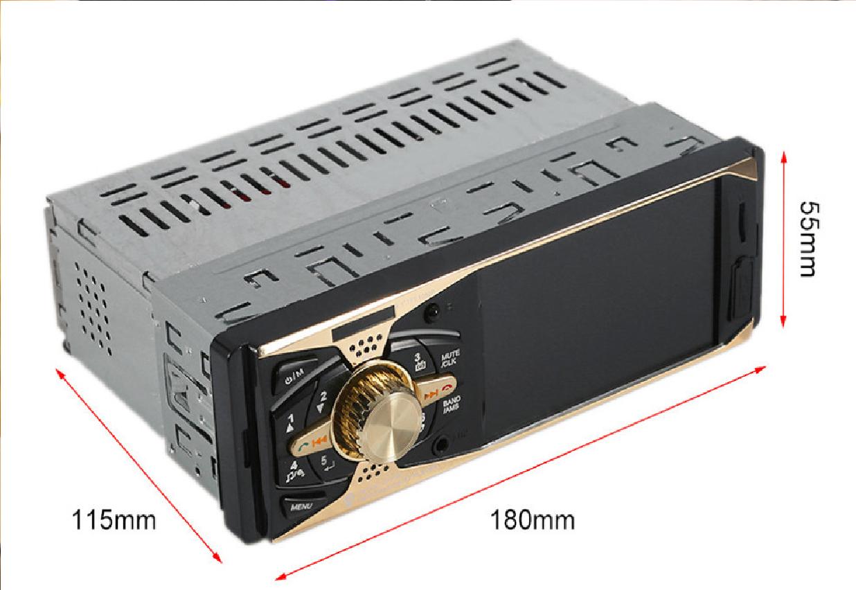 Магнитола Pioneer 4011 экран 4.1 + пульт на руль!