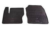 Резиновые передние коврики в салон Ford Focus III 2011- (STINGRAY)