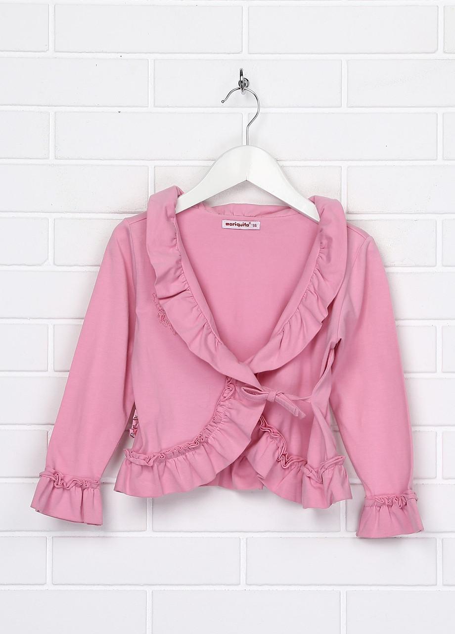 Болеро Mariquita 98 cm Розовый (MA-091-32-054-000_Pink)