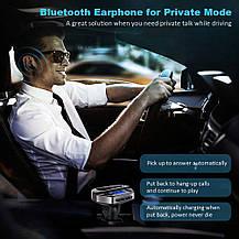 FM Модулятор автомобильный  Bluetooth с наушником LUTU , фото 3