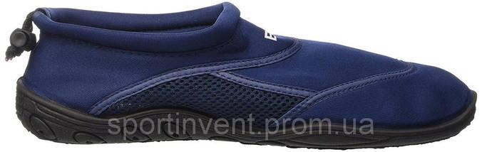 Аквашузы, коралки, взуття для дайвінгу, серфінгу і плавання BECO 9217 7, темно-синій, фото 2