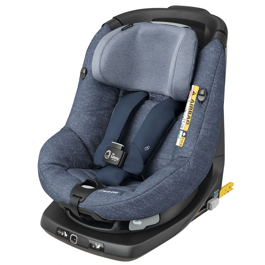 Автокресло AxissFix Air Nomad Blue Maxi Cosi 8023243110