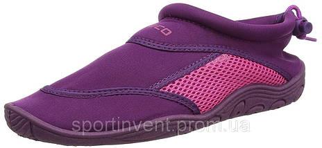 Аквашузы, обувь для серфинга и плавания BECO 9217 774, пурпурный/розовый, фото 2