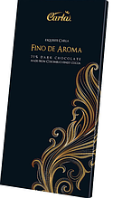 Carla. Фино Де Арома - 71% темный шоколад, 80гр. Чехия