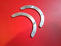 Полукольца осевого смещения коленвала Chery Amulet 480-1005015
