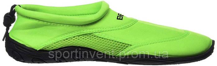 Аквашузы, обувь для серфинга и плавания BECO 9217 8, зеленые, фото 3