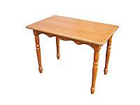 Стол прямоугольный на 4-х ножках  не раскладной   4 КН-м