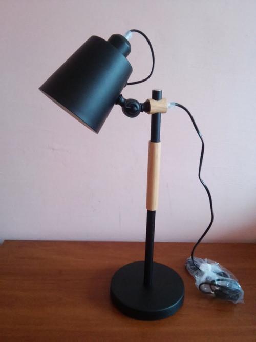 Лампа настільна 81025/1T BK