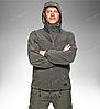 Тактическая куртка Helikon Tex ® COUGAR QSA + HID Soft Shell (серая), фото 3