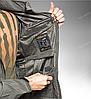 Тактическая куртка Helikon Tex ® COUGAR QSA + HID Soft Shell (серая), фото 10