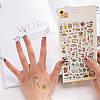 Набор наклеек для скетчбука, фото 2